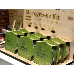 ESR Microgreen Kit - Red Amaranth