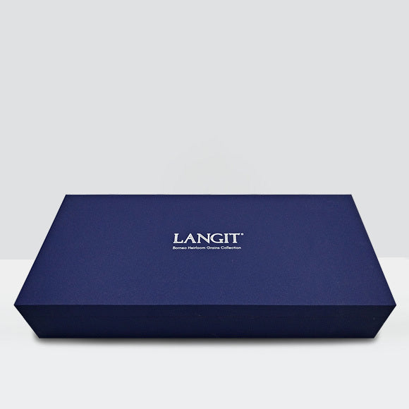 LANGIT Borneo Heirloom Grain Box