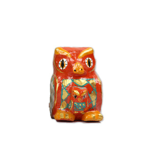 Hla Day Papier Mache Animal (M) - Owl