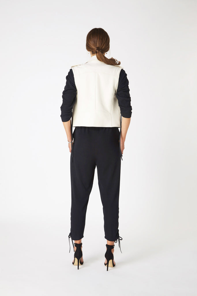 The 51N Sleeveless Gilet - Off White