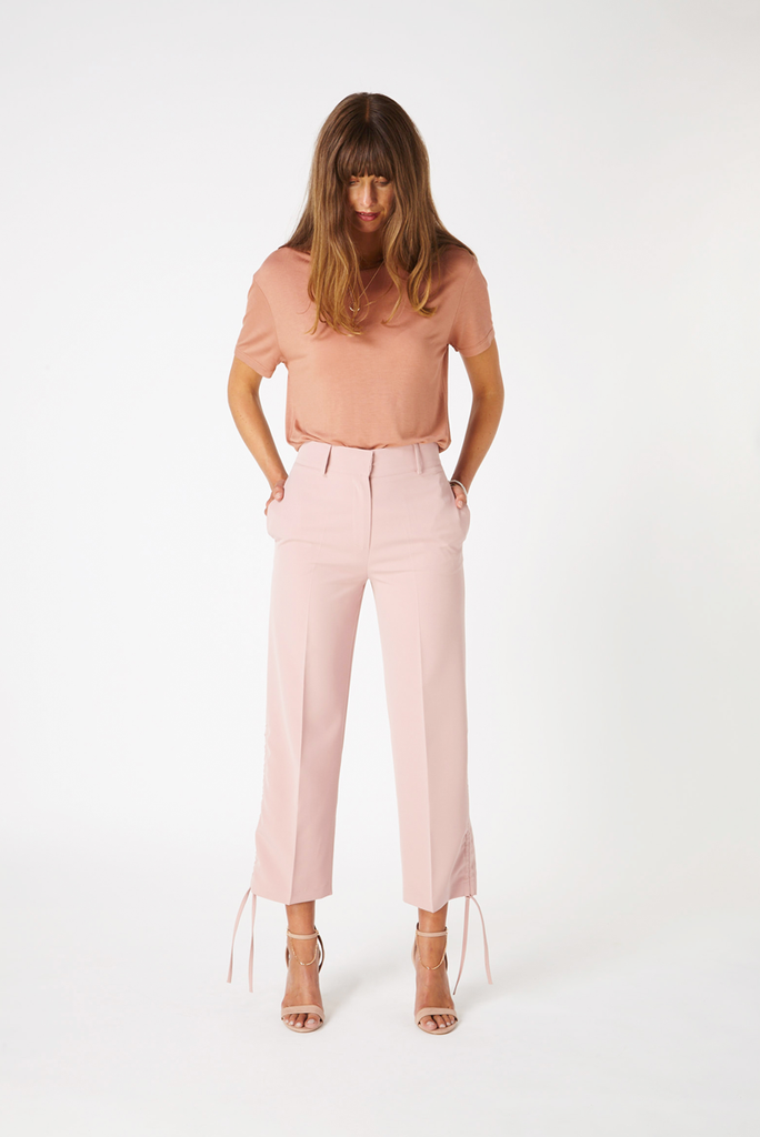 Hampstead Trouser - Dusty Pink