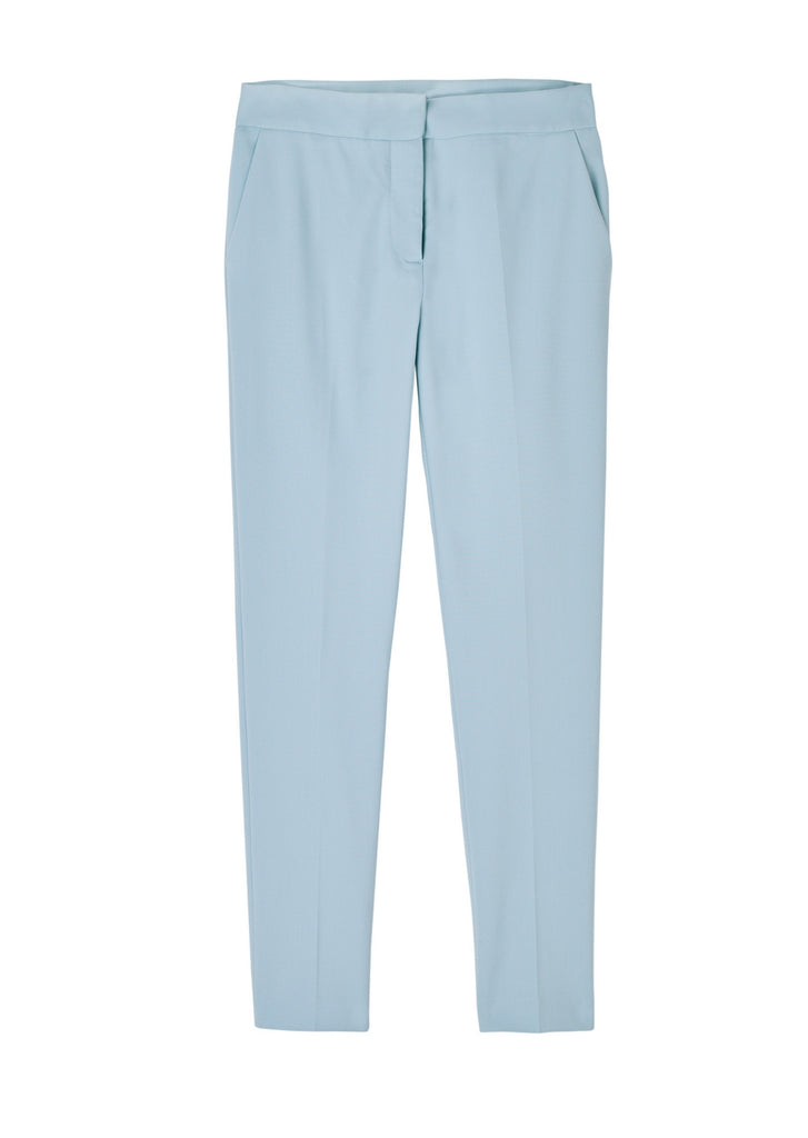 The Cabot Square Trouser - Powder Blue