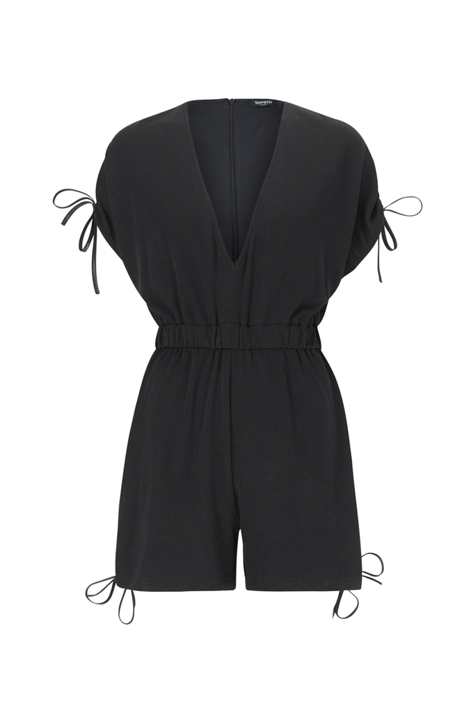 Hoxton Playsuit - Black