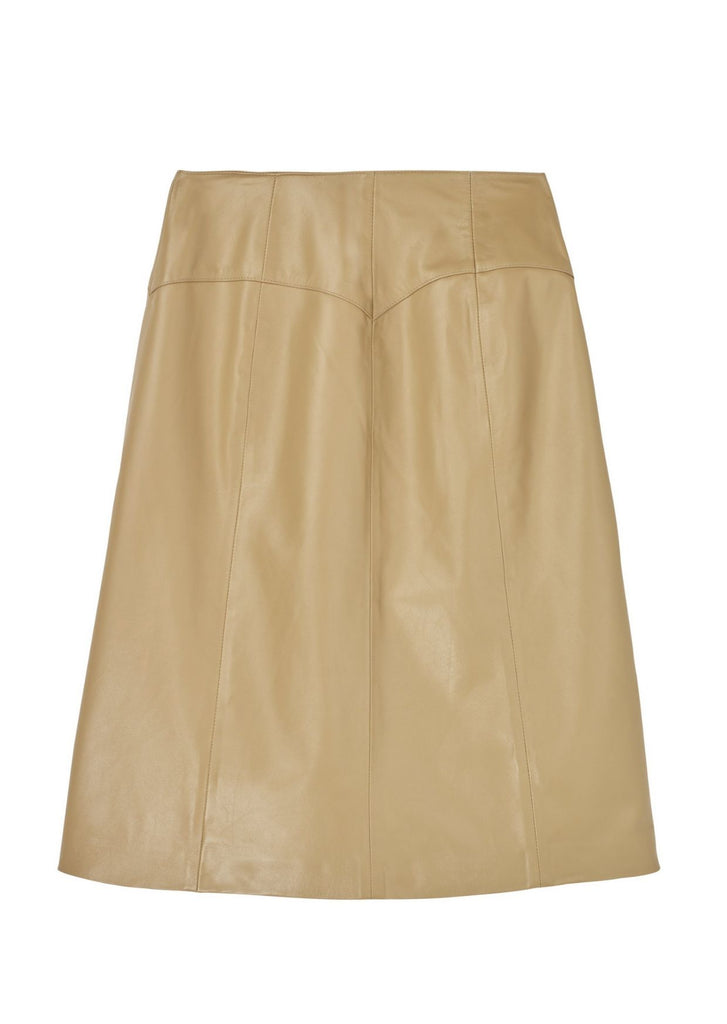 The Nashville Leather Skirt