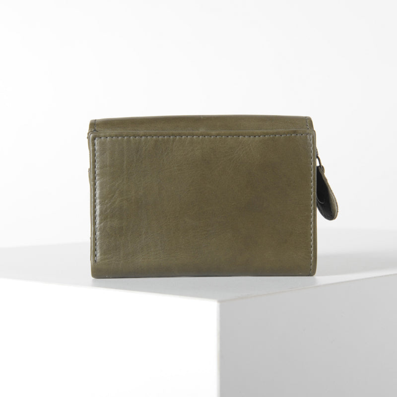 Aunts and Uncles Apricot Wallet