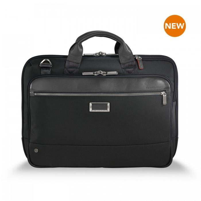 Briggs & Riley @Work Slim Brief Black