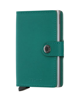 Secrid RFID Blocking Mini Wallet Emerald