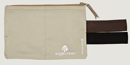 Eagle Creek RFID Blocking Hidden Pocket Wallet