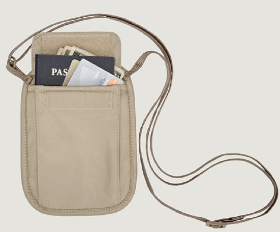 Eagle Creek RFID Blocking Neck Wallet