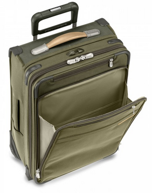 "Briggs and Riley Baseline Large 28"" Expandable Upright Front Pocket"