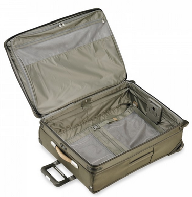 "Briggs and Riley Baseline Large 28"" Expandable Upright Inside"
