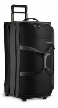 Briggs and Riley Baseline Large Upright Duffle Black
