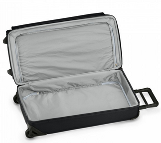 Briggs and Riley Baseline Large Upright Duffle Drop Bottom Inside