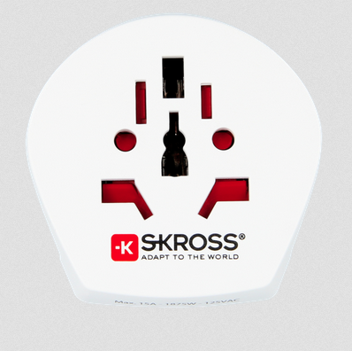 SKROSS World Adapter to USA