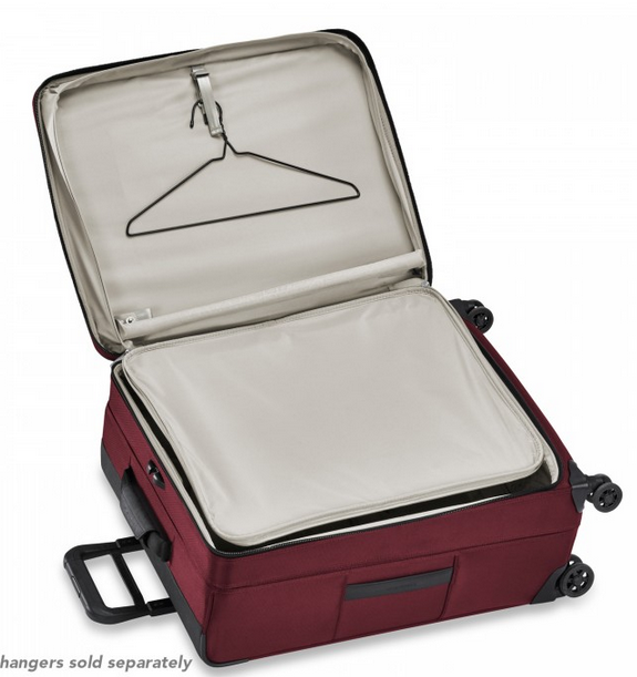 "Briggs & Riley Transcend 26"" Medium Expandable Spinner Garment Folder Suiter"