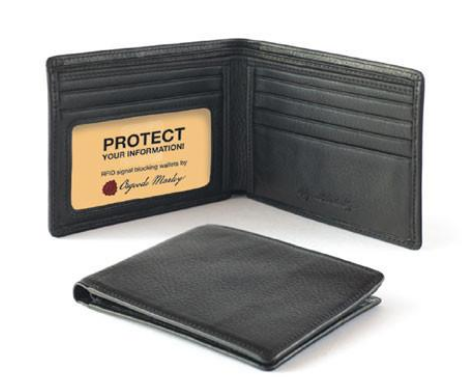 Osgoode Marley RFID ID Thinfold Wallet
