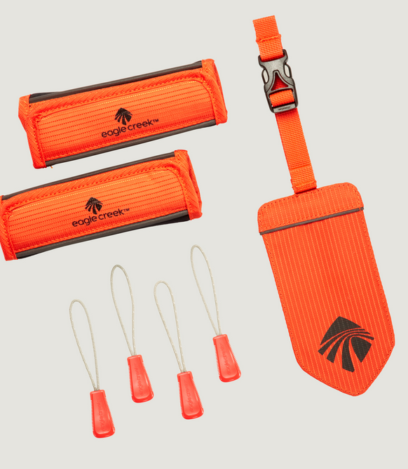 Eagle Creek Reflective Luggage ID Set