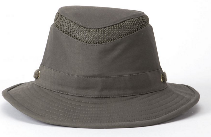 Tilley Organic Airflo Medium Brim Hat