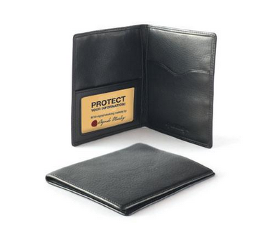Osgoode Marley RFID Passport Cover