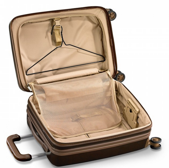 Briggs and Riley Sympatico Carry-On CX Spinner Suiter Garment Folder