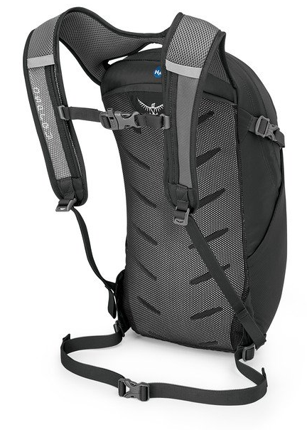 Osprey Daylite 13L Backpack Back Panel