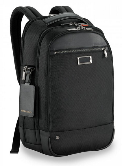Briggs & Riley @Work Medium Backpack Front Side