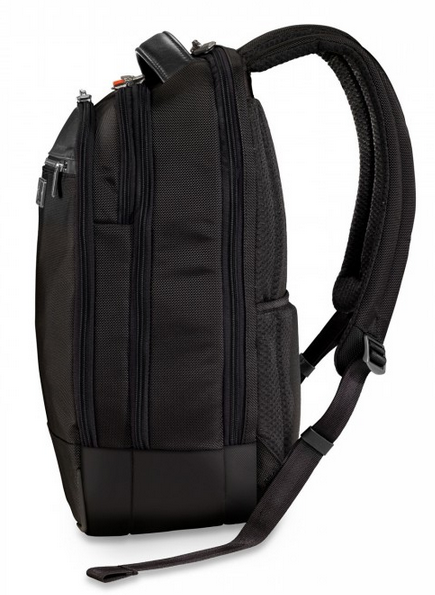 Briggs & Riley @Work Medium Backpack Side View