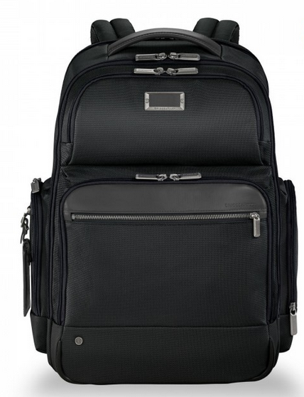 Briggs & Riley @Work Large Cargo Backpack Black