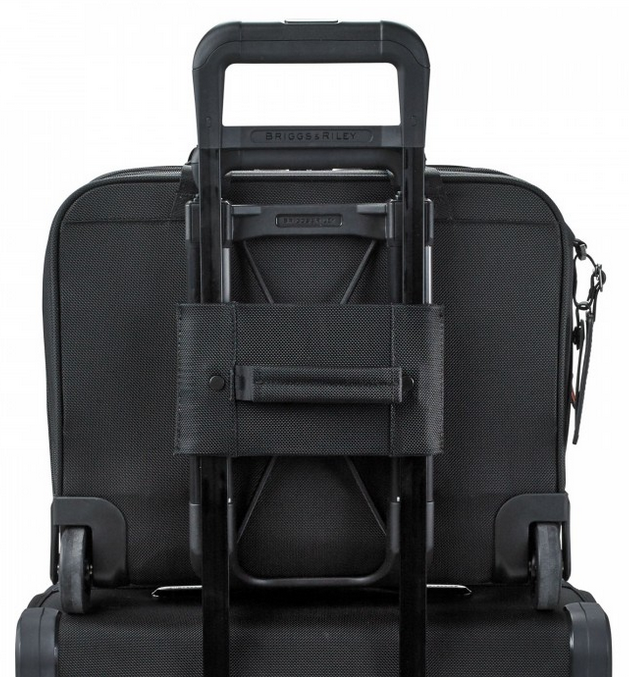 Briggs & Riley @Work Medium 2-Wheel Brief On Suitcase
