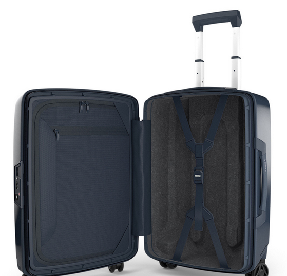 Thule Revolve Hardside Widebody Carry-On Interior