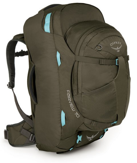 Osprey Fairview 70L Women's Travel Backpack