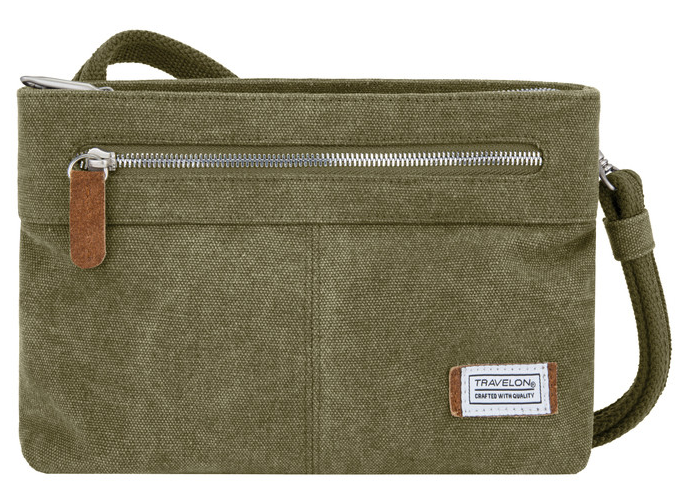 Travelon Anti-Theft Heritage Small Crossbody