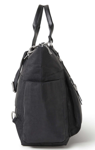 Baggallini 3-in-1 Convertible Backpack Shoulder Bag