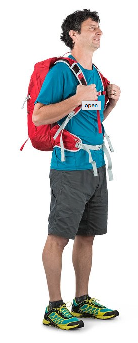 Osprey Talon 22 Hiking Daypack