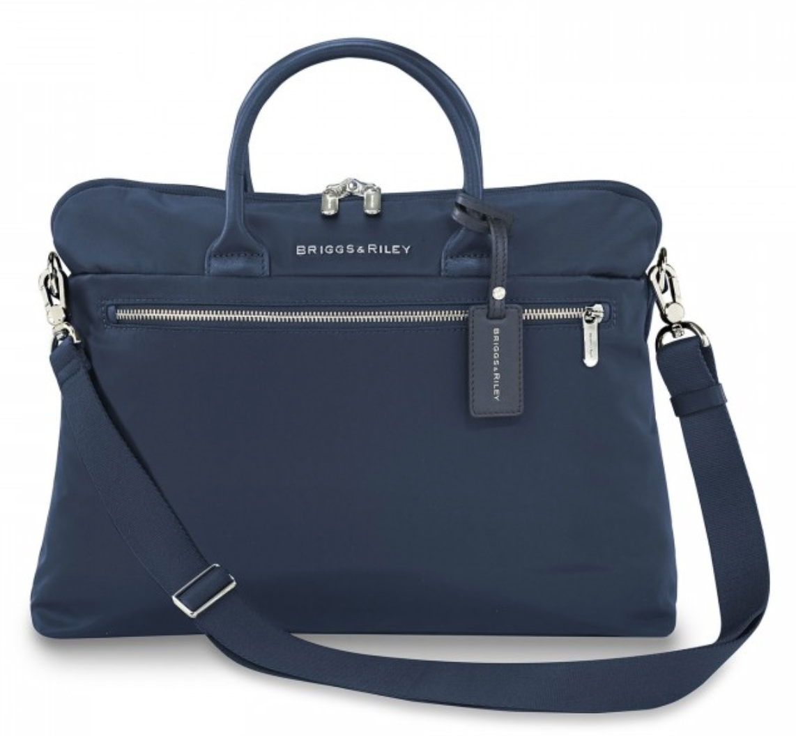 Briggs & Riley Rhapsody Women's Slim Briefcase