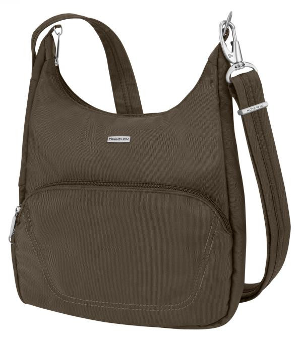 Travelon Anti-Theft Essential Messenger Bag