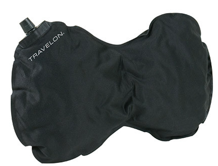 Travelon Self-Inflating Neck & Lumbar Pillow
