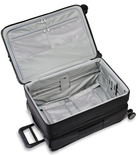 "Briggs & Riley Baseline Medium 25""Expandable Trunk Spinner"