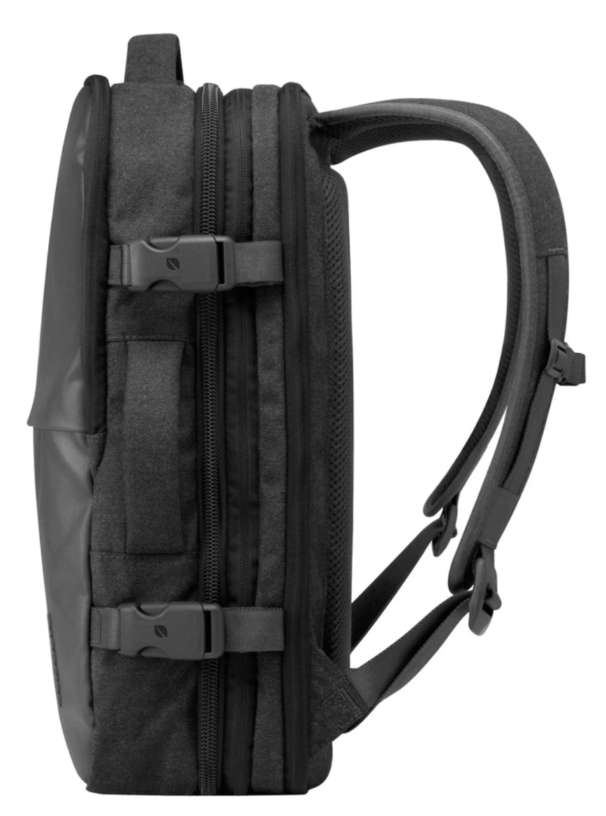 Incase Eo Travel Backpack 25 L in Heather Grey