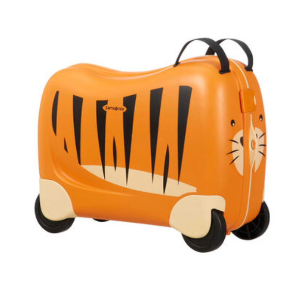 Samsonite Tiger T Dream Rider - Kids Ride-On Suitcase