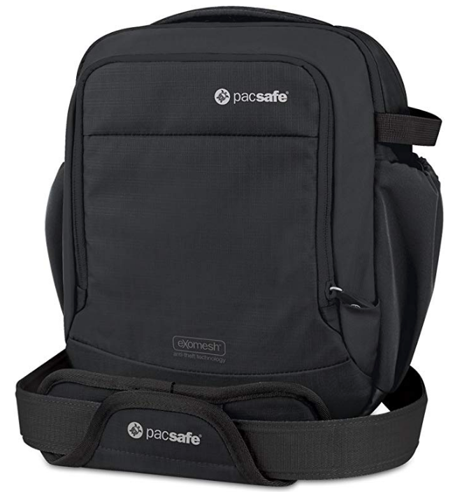 Pacsafe Camsafe V8 Anti-Theft Camera Shoulder Bag