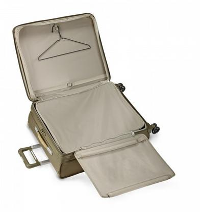 "Briggs and Riley Baseline Large 28"" Expandable Spinner Suiter Garment Folder"