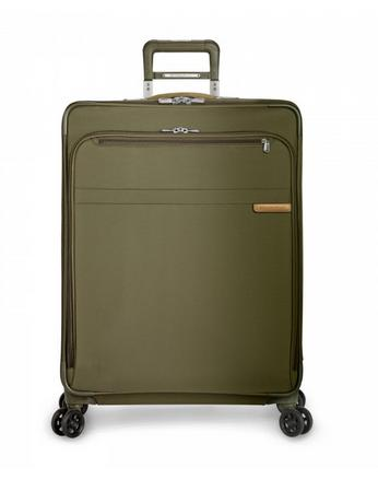 "Briggs and Riley Baseline Large 28"" Expandable Spinner Front View"
