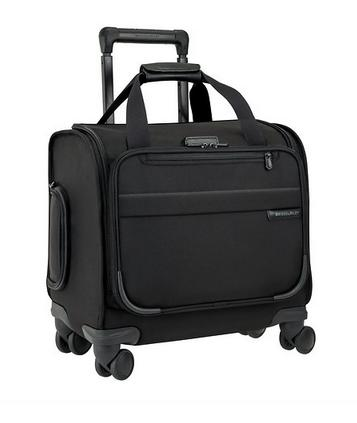 Briggs & Riley Baseline Cabin Spinner Carry On Black