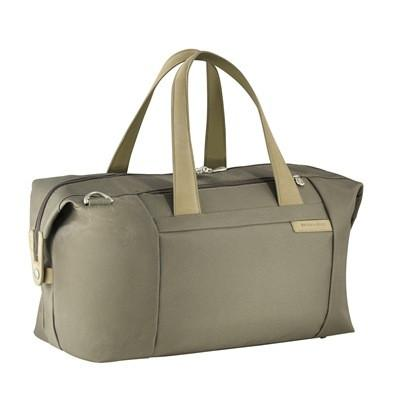 Briggs & Riley Travel Satchel Tote Olive