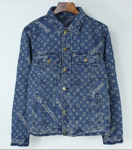 3133b0d30d5d Supreme X Louis Vuitton Denim Jacket – Easy Lux