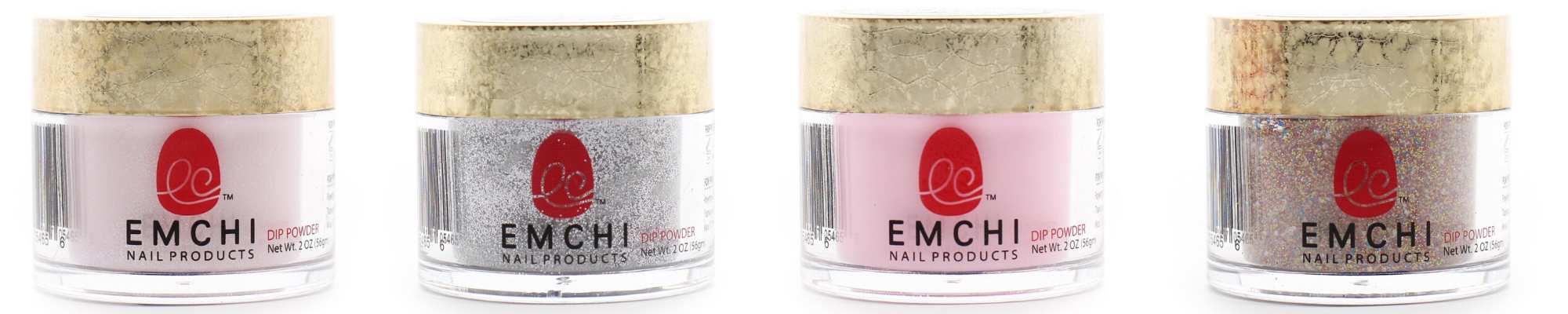 EMCHI Dip Powder - Made in the USA & Cruelty-Free