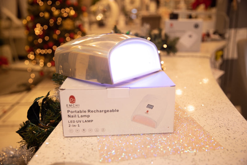 Plasma LED/UV Nail Lamp