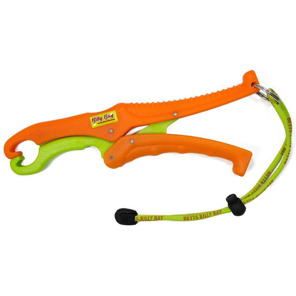 Billy Bay Hiviz Fish Gripper; This is part of the Scales and Measurers collection offered from Fishin' My Best Life - fishinmybestlife.com