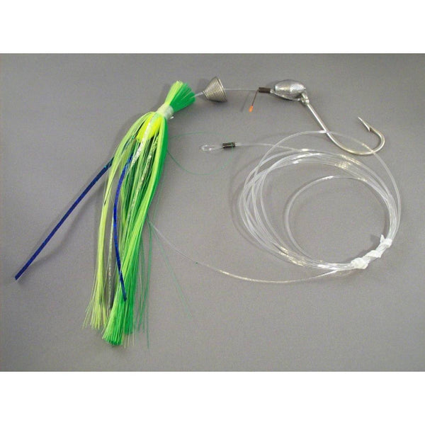 Blue Water Candy Ballyhoo Rig; This is part of the Trolling collection offered from Fishin' My Best Life - fishinmybestlife.com